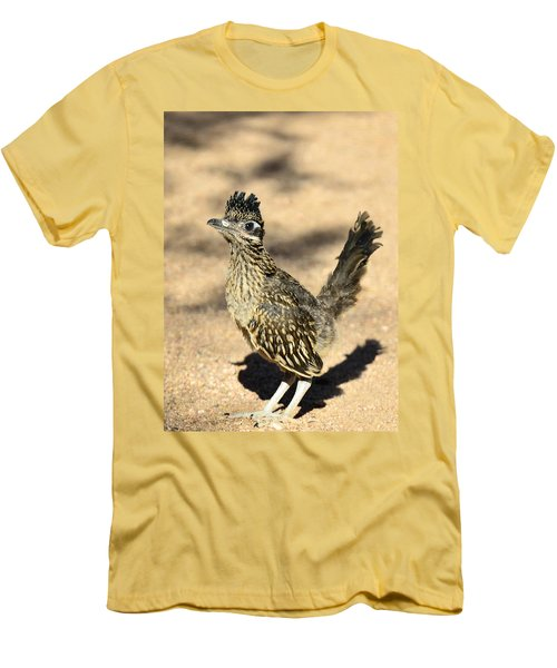 A Baby Roadrunner  Men's T-Shirt (Athletic Fit)