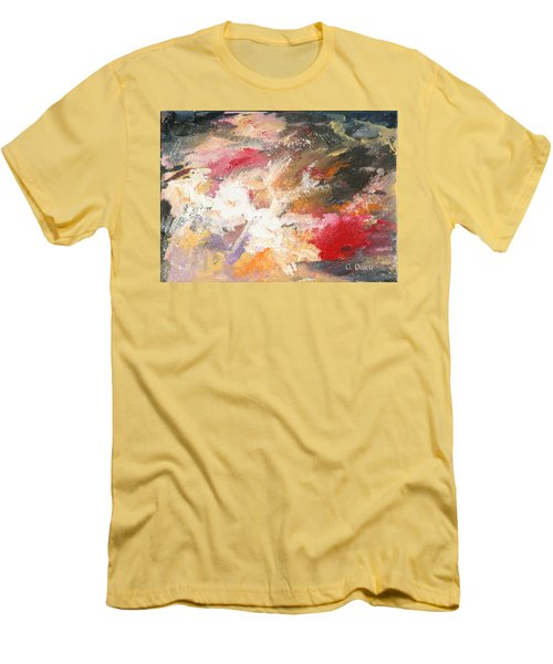 Abstract No 2 Men's T-Shirt (Athletic Fit)