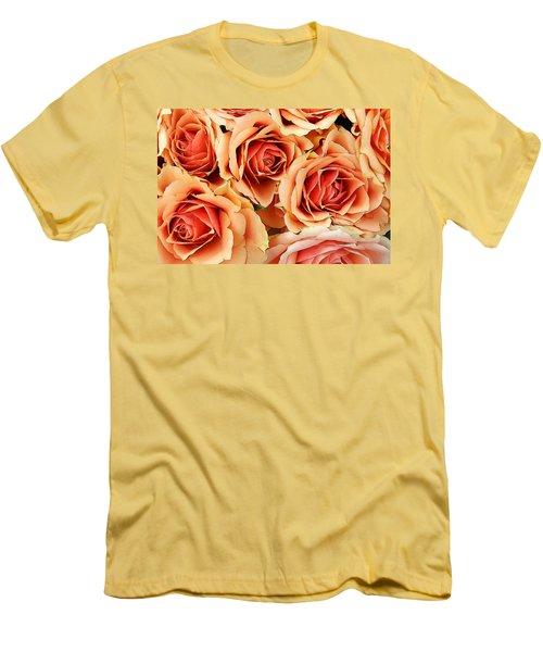 Bergen Roses Men's T-Shirt (Athletic Fit)