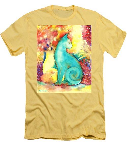 Blue Damsel Men's T-Shirt (Athletic Fit)