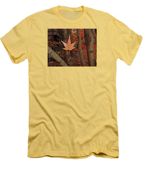 Men's T-Shirt (Slim Fit) featuring the photograph I Know- I Know- I See It by Cliff Spohn