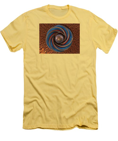 Inclusion Men's T-Shirt (Slim Fit) by Manny Lorenzo