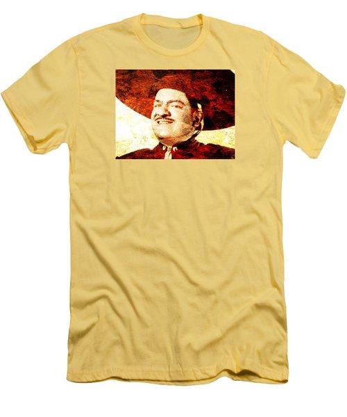 Jose Alfredo Jimenez Men's T-Shirt (Slim Fit)