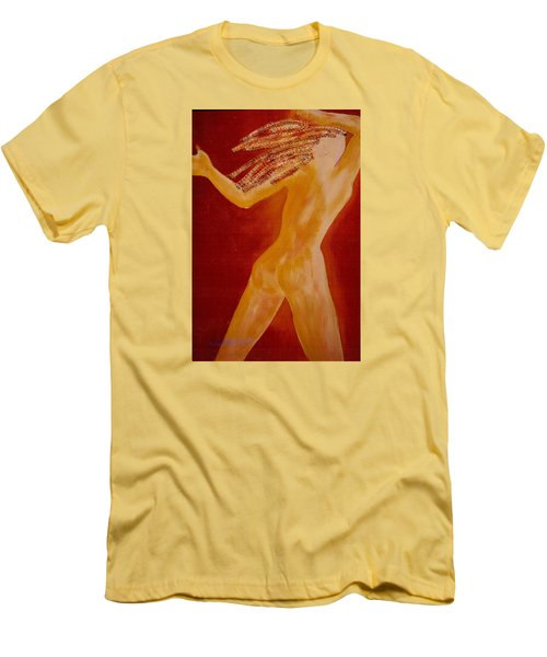 Light Body Men's T-Shirt (Athletic Fit)