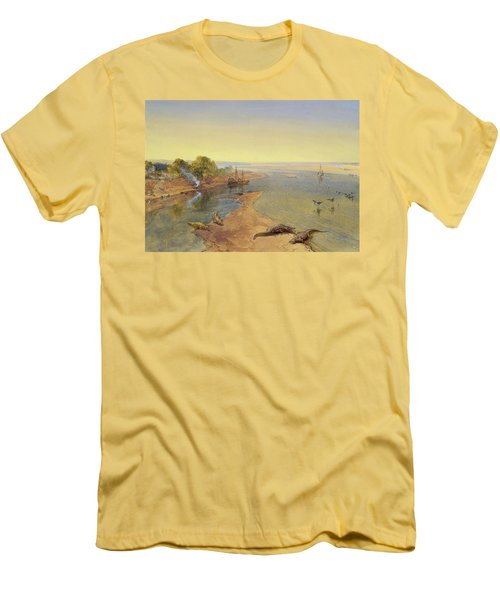 The Ganges Men's T-Shirt (Athletic Fit)