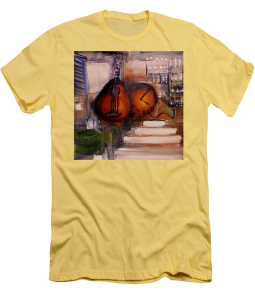The Mandolin Men's T-Shirt (Athletic Fit)