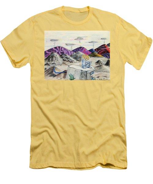 Lost Childhood Men's T-Shirt (Athletic Fit)