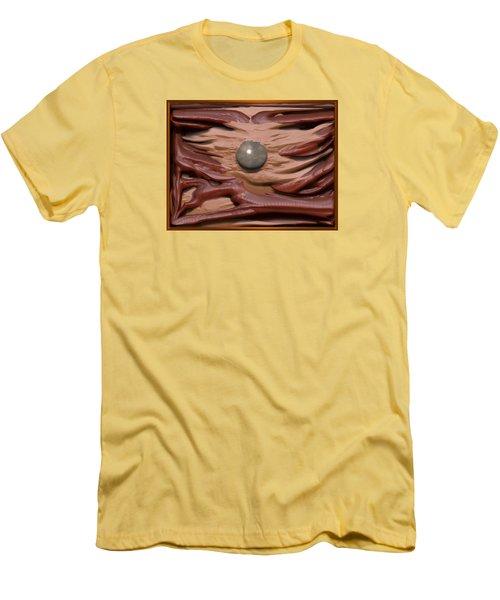 'the Magic Pearl' Men's T-Shirt (Slim Fit)
