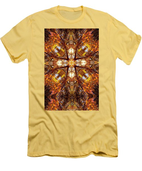 016 Men's T-Shirt (Slim Fit) by Phil Koch