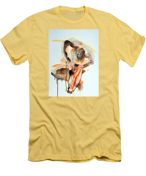 04540 Humble Trustee Men's T-Shirt (Slim Fit) by AnneKarin Glass