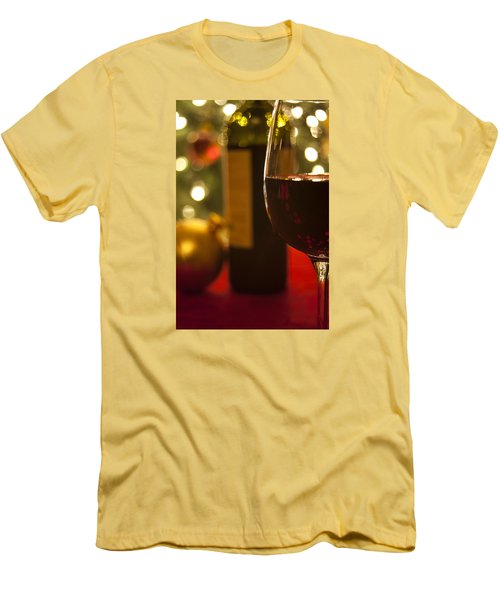 A Drink By The Tree Men's T-Shirt (Athletic Fit)