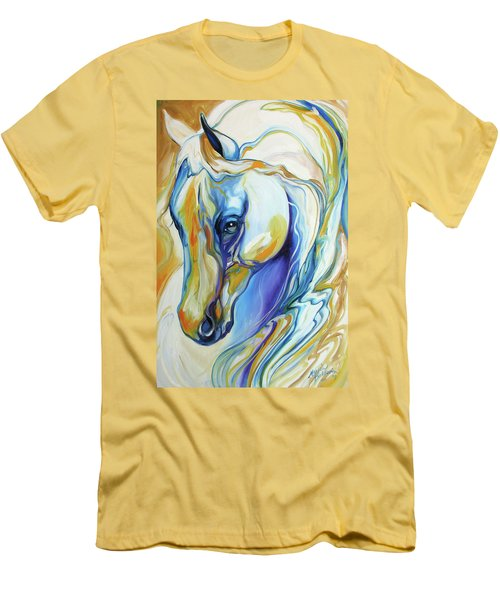 Arabian Abstract Men's T-Shirt (Athletic Fit)