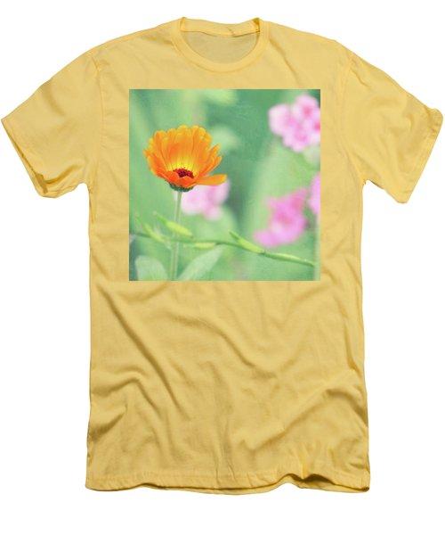 Be Beautiful Men's T-Shirt (Athletic Fit)