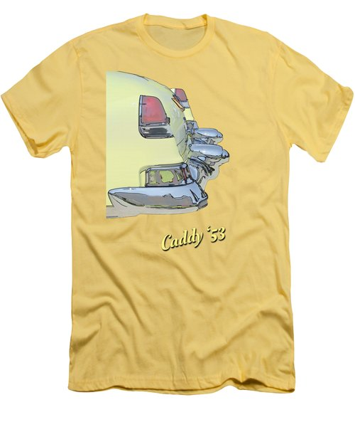 Caddy 53 Men's T-Shirt (Athletic Fit)