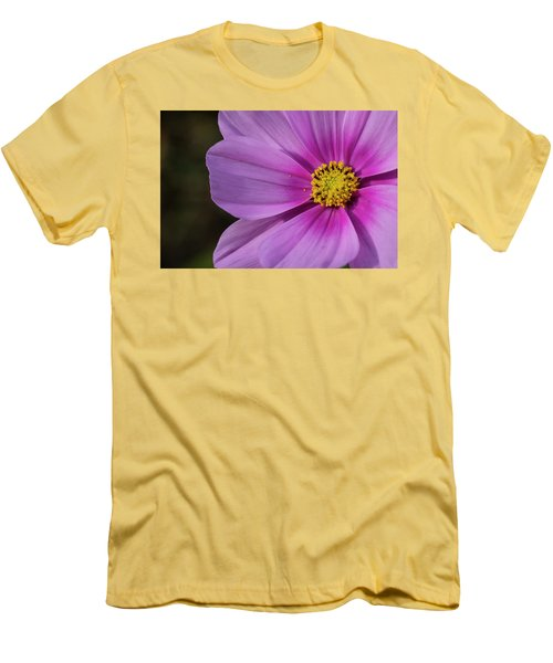 Men's T-Shirt (Slim Fit) featuring the photograph Cosmos by Elvira Butler