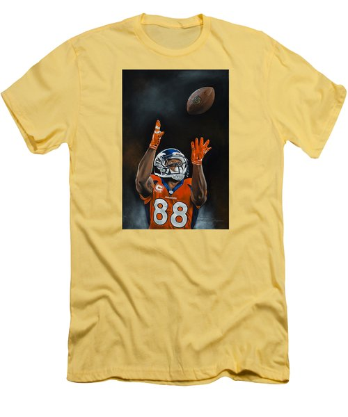 Demaryius Thomas Men's T-Shirt (Athletic Fit)
