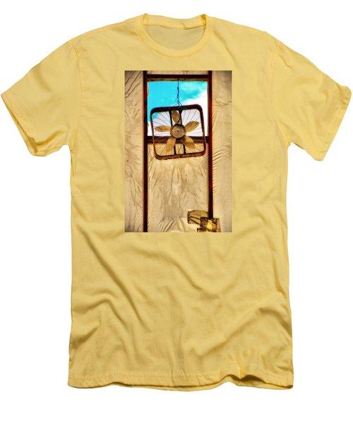 Fan Men's T-Shirt (Athletic Fit)