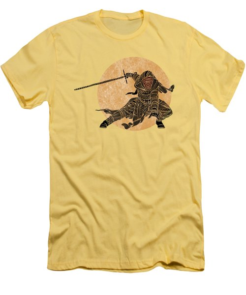 Kylo Ren - Star Wars Art Men's T-Shirt (Athletic Fit)