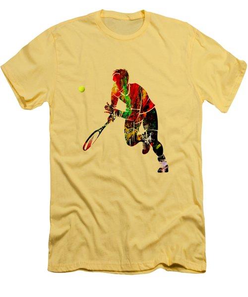 Mens Tennis Collection Men's T-Shirt (Athletic Fit)