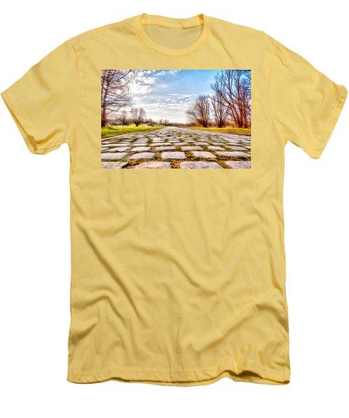 Olimpia Park - Munich Men's T-Shirt (Athletic Fit)