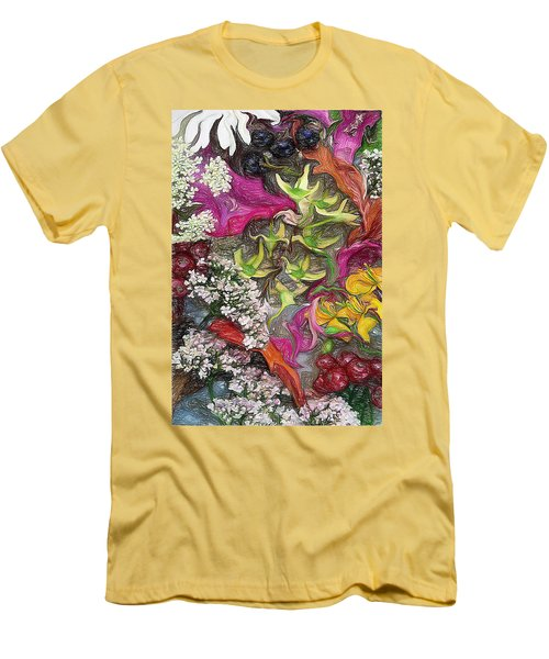 Summer Still Life Men's T-Shirt (Athletic Fit)