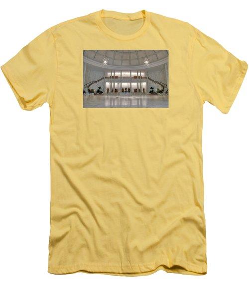 The Rotunda Men's T-Shirt (Athletic Fit)