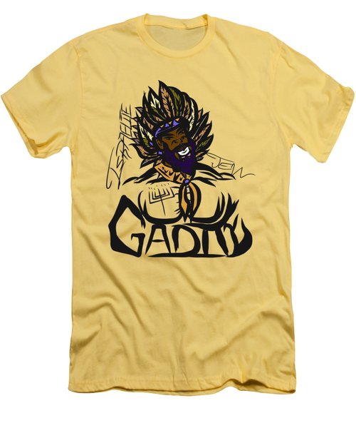 Tribe Of Gad Men's T-Shirt (Athletic Fit)