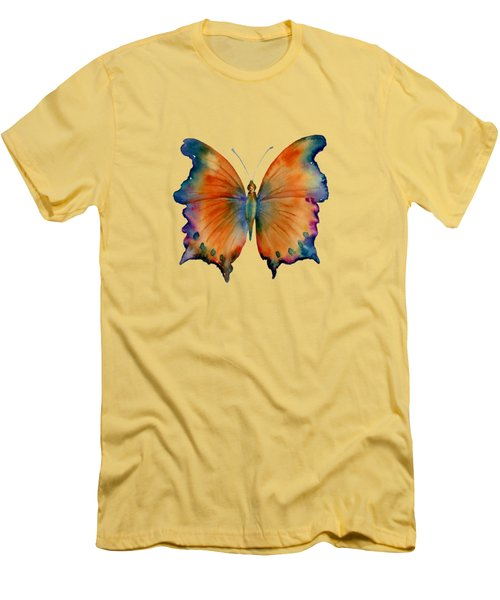 1 Wizard Butterfly Men's T-Shirt (Slim Fit)