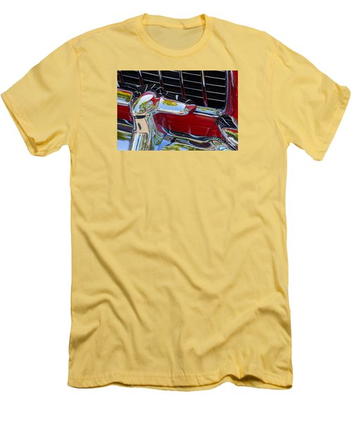 1955 Chevy Coupe Grill Men's T-Shirt (Athletic Fit)