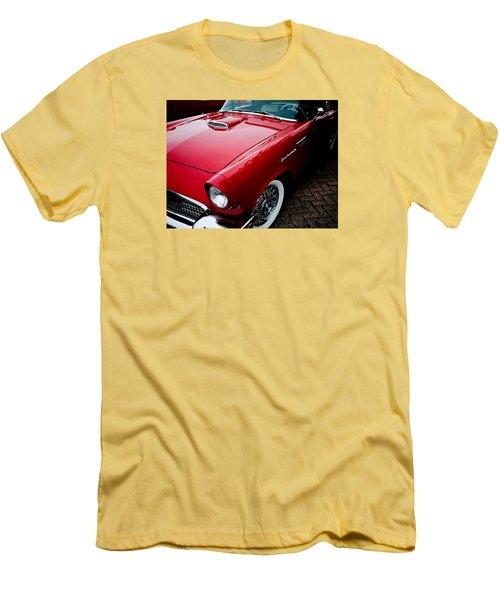 1956 Ford Thunderbird Men's T-Shirt (Athletic Fit)
