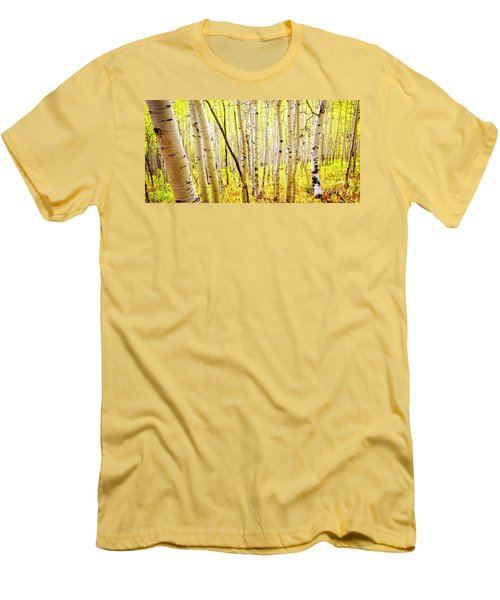Aspen Grove II Men's T-Shirt (Athletic Fit)