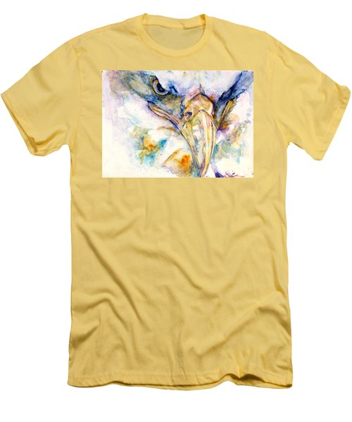 Marie's Eagle Men's T-Shirt (Athletic Fit)