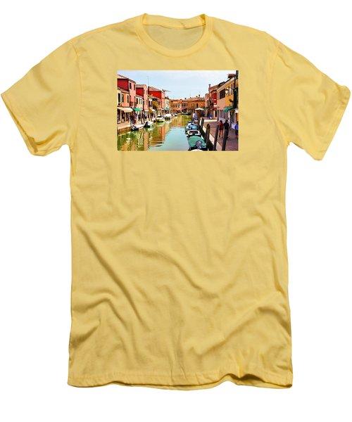 Venice - Untitled Men's T-Shirt (Athletic Fit)