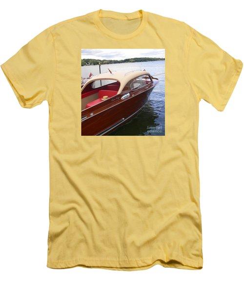 Chris Craft Men's T-Shirt (Athletic Fit)