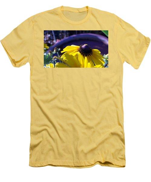 Sun Glory Series Men's T-Shirt (Slim Fit) by Marika Evanson
