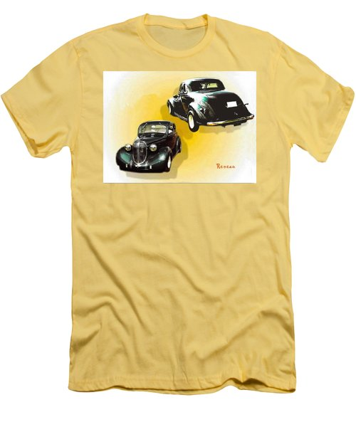 '38 Plymouth Men's T-Shirt (Athletic Fit)