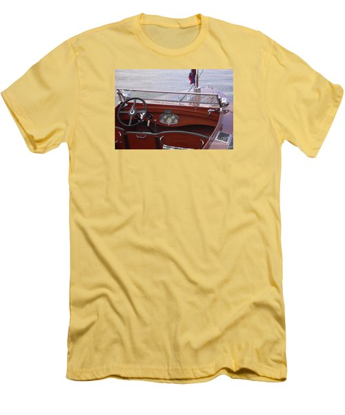 Chris Craft Runabout Men's T-Shirt (Athletic Fit)