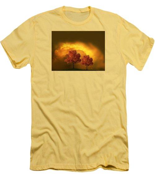 4015 Men's T-Shirt (Slim Fit) by Peter Holme III