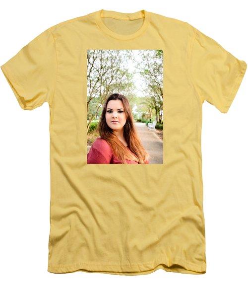 5545-2 Men's T-Shirt (Athletic Fit)