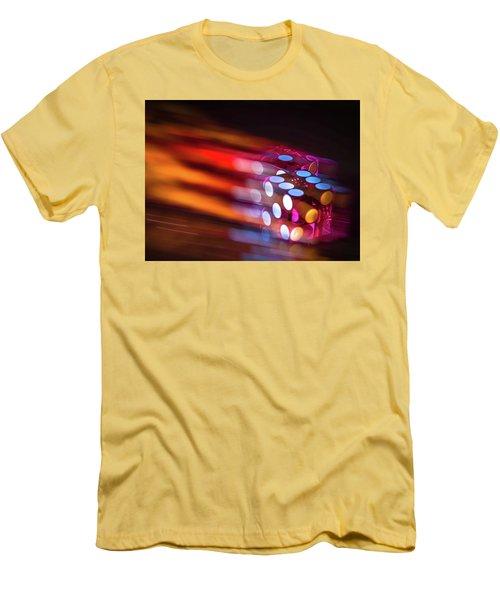 7-up Men's T-Shirt (Slim Fit) by Mark Dunton