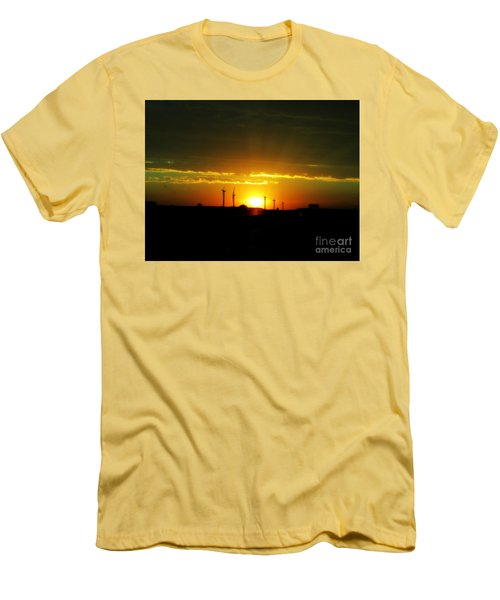 A Brighter Future Men's T-Shirt (Athletic Fit)