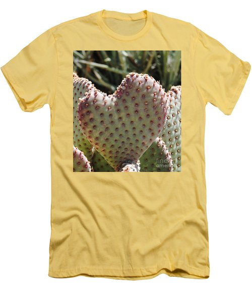 A Heart In The Desert Men's T-Shirt (Athletic Fit)