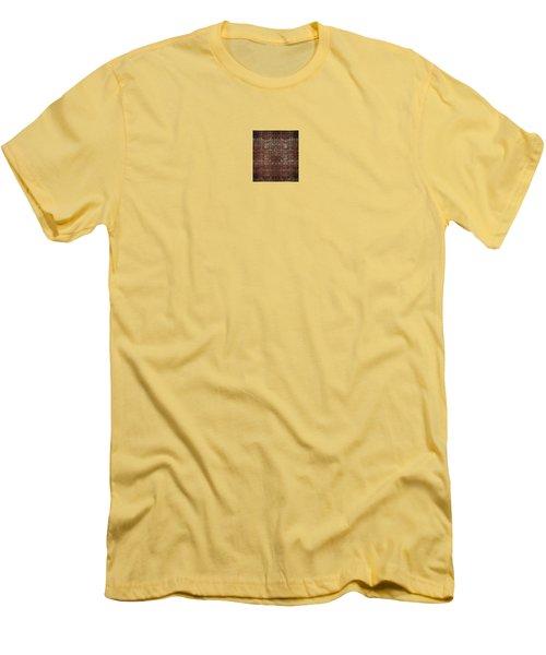 A Loose Weave Simulation Men's T-Shirt (Athletic Fit)