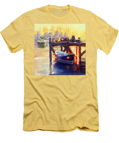 A Pier Men's T-Shirt (Athletic Fit)
