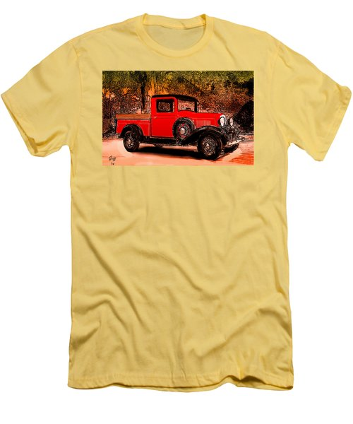 A Southern Ford Men's T-Shirt (Slim Fit) by J Griff Griffin