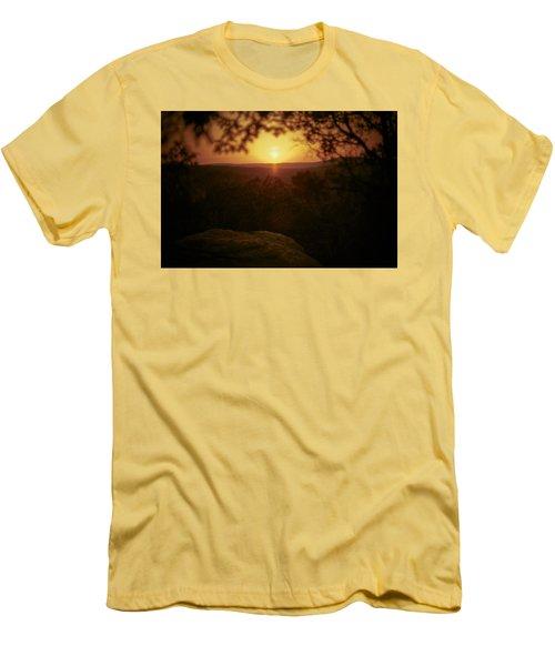 A Sun That Never Sets Men's T-Shirt (Athletic Fit)