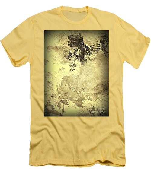 Ancient Melodies Men's T-Shirt (Athletic Fit)