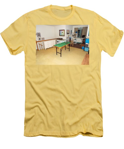 Activity Room Men's T-Shirt (Athletic Fit)