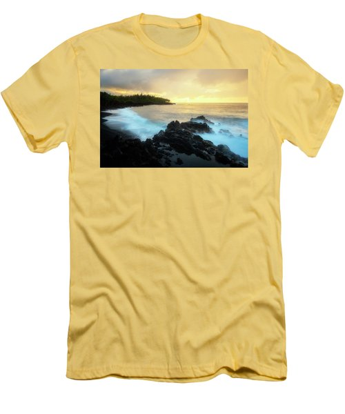 Men's T-Shirt (Slim Fit) featuring the photograph Adam And Eve by Ryan Manuel