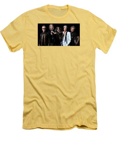 Aerosmith Men's T-Shirt (Athletic Fit)